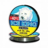 Леска BALSAX ''Ice King'' 30м 0,18 (3,52кг)